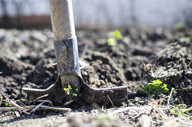 How To Level A Garden Without A Digger the Easy Way
