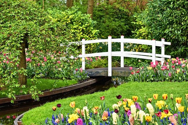 How Deep Should a Flower Bed Be?